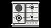Встраиваемая электрогазовая варочная панель DANKE KRETA 6L2GTP