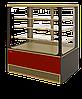 Витрина холодильная Veneto VS-1,3 Cube крашенная