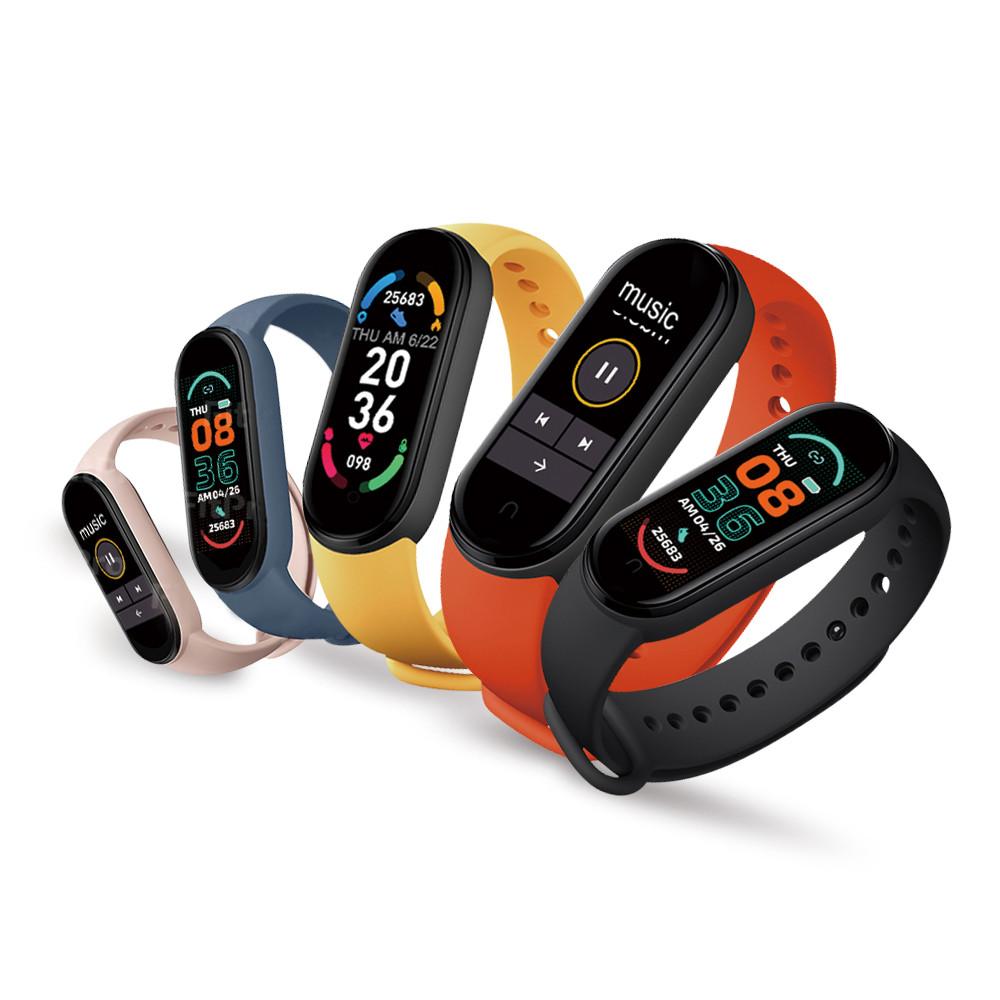 Фитнес браслет M6 SmartBand