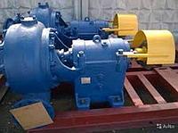 Насос У150/30В с Электра двигателем ВА18М4 30квт 1500 об.мин