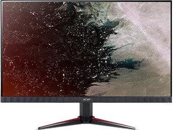 """Монитор 32"""" Acer NITRO XV322UXbmiiphzx, Black-Red,IPS,2560x1440@ 270Hz,400кд/м2,H/V:178,1ms, 2xHDMI,DP"""
