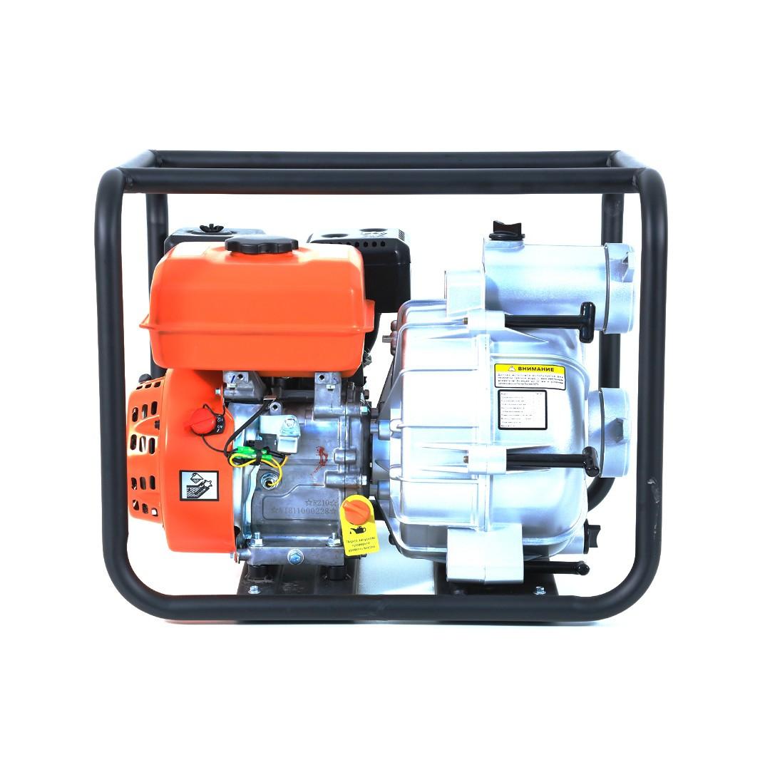 Мотопомпа бензиновая для грязной воды TWP 80Т Tarlan