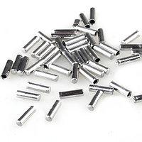 Наконечник троса,alloy,2.1/2.9*10.3 mm Messingschlager