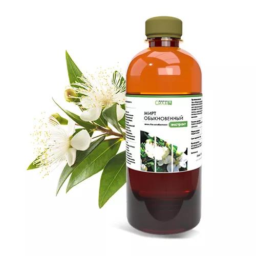 Настойка Мирта, растительный антибиотик