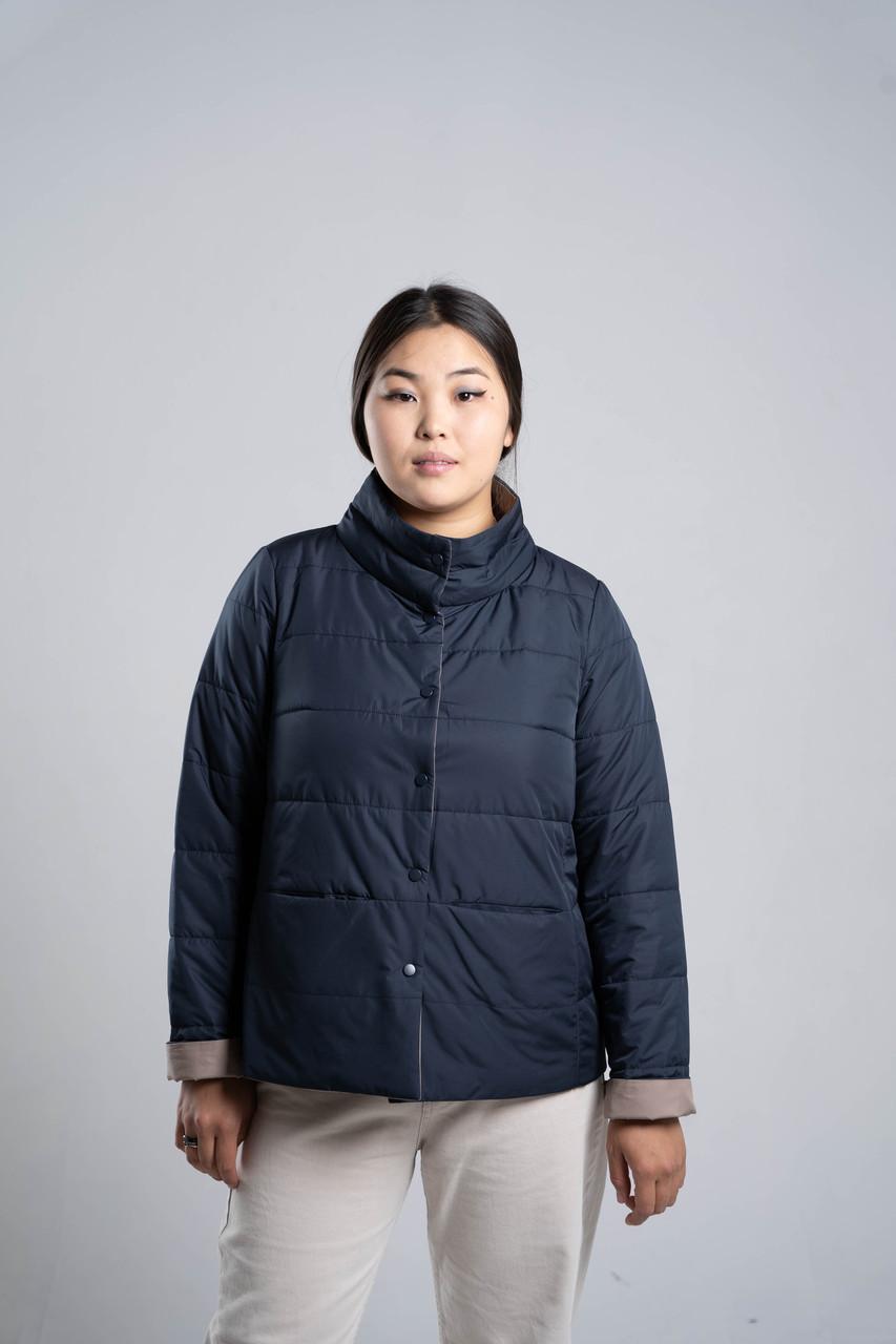 Двухсторонняя куртка button 696