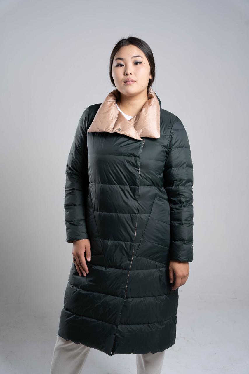 Двухстороннее пальто
