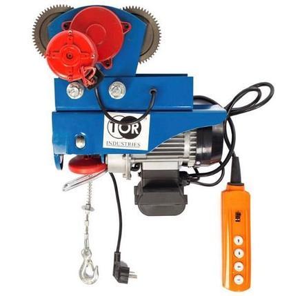 Тали электрические с тележкой РА 0,125/0,250 т 12/6, фото 2