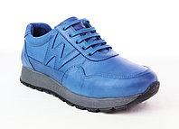 Кроссовки WORLD STEP, голубые