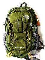 Рюкзак туристический 30л The North Face, комфортный, жесткая спинка