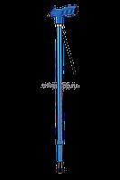 Трость NOVA с анатомической ручкой синяя