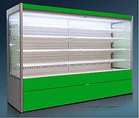 Горка холодильная комплект, Ариада В48.Ливерпуль ВС48 L-2500 RAL7015 без ограничителей