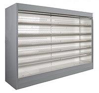 Горка холодильная комплект, Ариада В79.Poltava ВС79-2500 RAL7040 без ограничителей