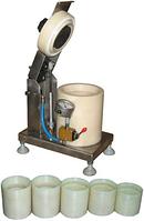 Машина укупорочная (для стеклянных банок, бутылок «Твист-Офф») ИПКС-127В/5Cт, произв. 1200 банок/ч, 5 стак.