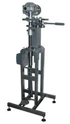 Машина укупорочная (закаточная машина для жестяных банок) ИПКС-127УЗ, произв. 600 крышек/ч