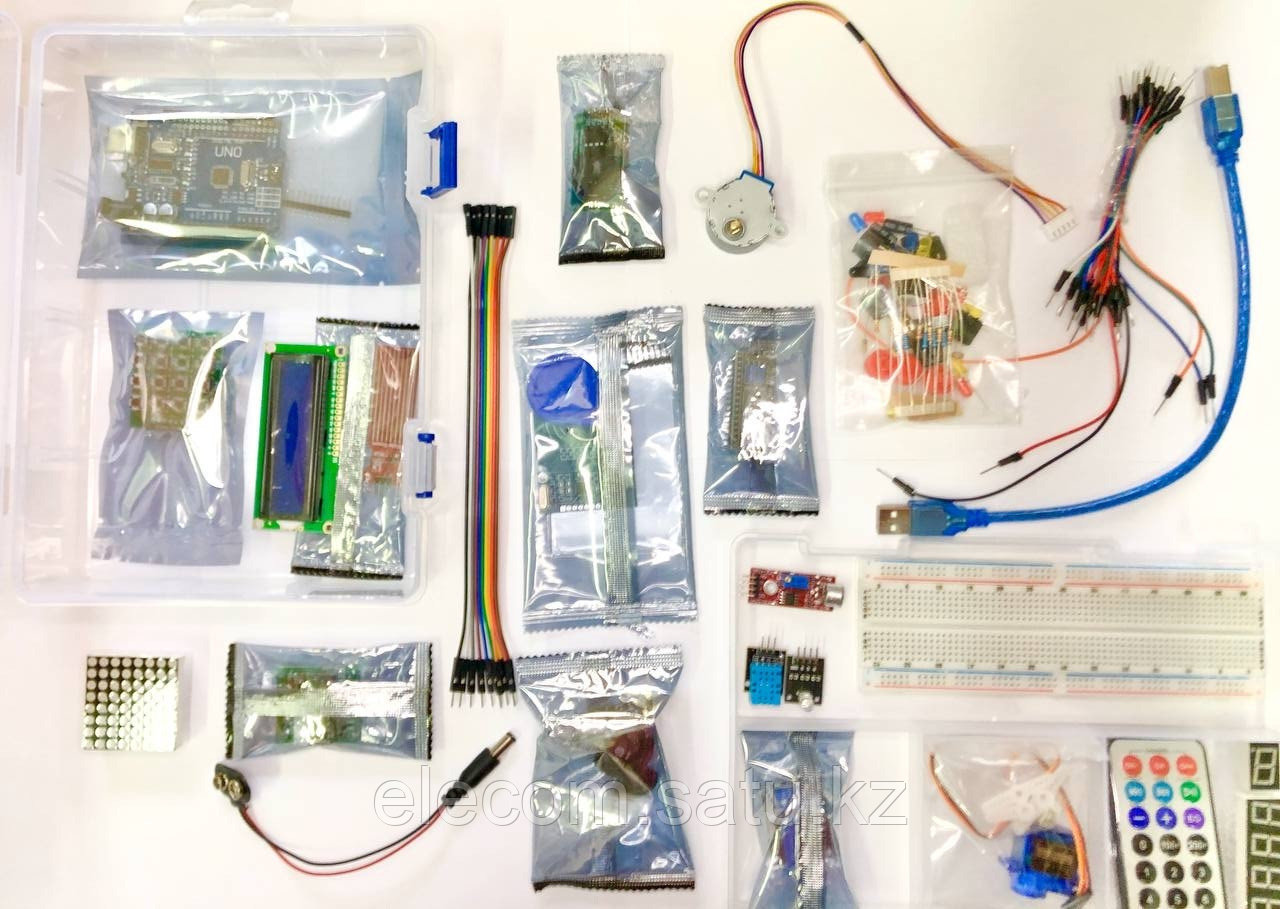 Набор Arduino UNO R3 расширенный