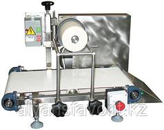 Закрыватель крышки (укупорщик) ИПКС-074-032(Н), произв. 1000 банок/ч, высота закрываемой тары 110-160 мм
