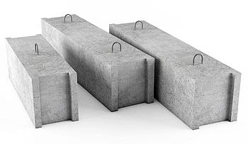 Блок из тяжелого бетона ФБС 12.5.6-Т
