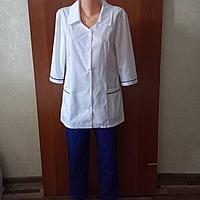 Медицинский костюм женский прямой, фото 1