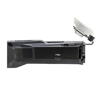 Радар-детектор PlayMe Silent 2, LED, X/K/Ka/Лазер, Город/Траcса, GPS