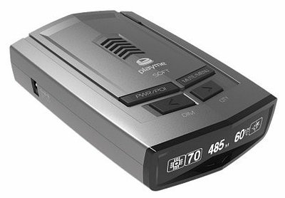 Радар-детектор PlayMe Soft, OLED, X/K/Ka/Лазер, Город/Траcса, GPS