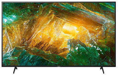 "LED Телевизор Sony KD-55XH8096BR 55"""