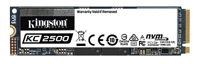 SSD накопитель 500 Gb Kingston KC2500, M.2