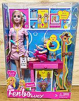 FB080 Барби детский врач с аксессуарами 33*23, фото 1