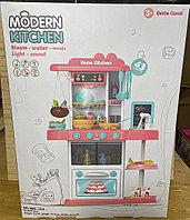 889-164 Кухня Modern Kitchen с водой и печью 59*43см, фото 1