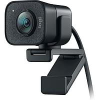 Веб-камера Logitech StreamCam, серый