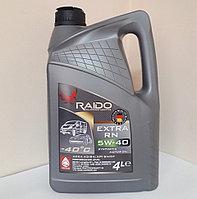 Синтетическое моторное масло RAIDO Extra RN 5W-40 -4л