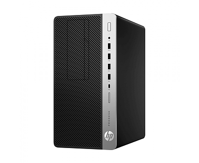 Компьютер HP ProDesk 600 G5 MT (7RC33AW), черный