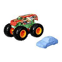 Hot Wheels: Monster Trucks. 1:64 Burger Delivery