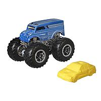Hot Wheels: Monster Trucks. 1:64 HW Delivery