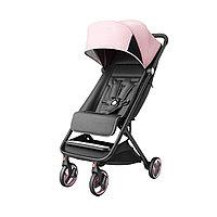 Детская коляска Xiaomi MITU Folding Stroller Розовый