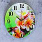 """Часы настенные, серия: Цветы, """"Цветки"""", 30х30 см, микс, фото 2"""