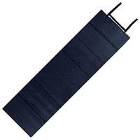 Коврик складной 145 х 51 см, тёмно-синий/голубой