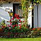 Ограждение декоративное, 35 × 220 см, 5 секций, пластик, коричневое, ROMANIKA, Greengo, фото 3
