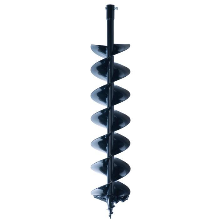 Шнек ADA Frozen Ground Drill 150, 150х800 мм, для мерзлого и каменистого грунта, d=20 мм