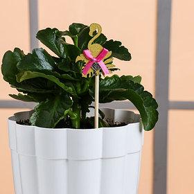 Декор для горшечных растений