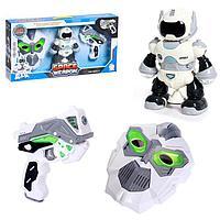 Набор игровой 'Космический герой' маска, робот, пистолет