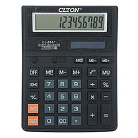 Калькулятор настольный, 12-разрядный, CL-888T, двойное питание