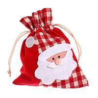 Мешок для подарков 'Дед Мороз'