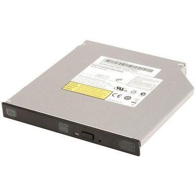 DVD+R/RW&CDRW LITE-ON DS-8ABSH01B, Black, +R/RW:8x/8x/8x&-R/RW:8x/6x/8x, CD:24x/24x/24x, SATA, OEM