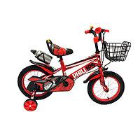 Велосипед-Phillips, красный детский