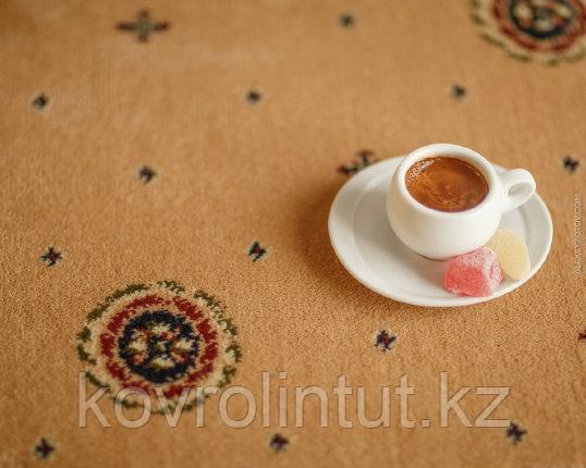 Коммерческий ковролин Balta Wellington с индивидуальным дизайном