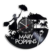 Настенные часы Мэри Поппинс Mary Poppins, подарок фанатам, любителям, 2323