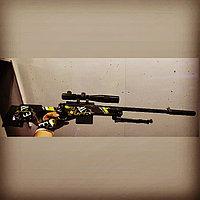 """Снайперская винтовка AWM """"Зелёный Джон"""""""