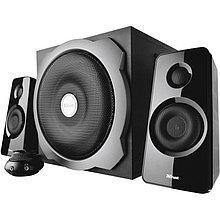 Trust TYTAN Компактная акустика 2.1 черный