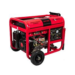 Бензиновая сварочная генераторная установка