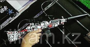 """Пулемёт М-249 """"Белый череп"""""""
